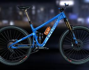 PIVOT SWITCHBLADE ENDURO MTB BICYCLE 3D model