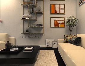 3D realistic Interior Design