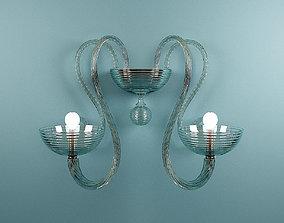 Barovier Toso forma veneziani art 5519 3D model