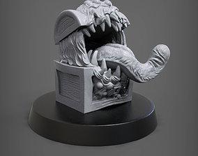 The mimic 3D print model