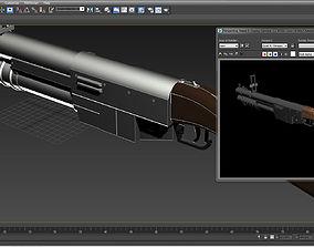 Grenade Launcher 3D