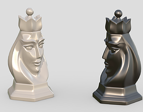 Chess - Strong figure - 3D printable model