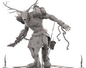 3D print model TrollCreature