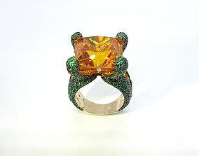 Ring De Grisogono 3D print model
