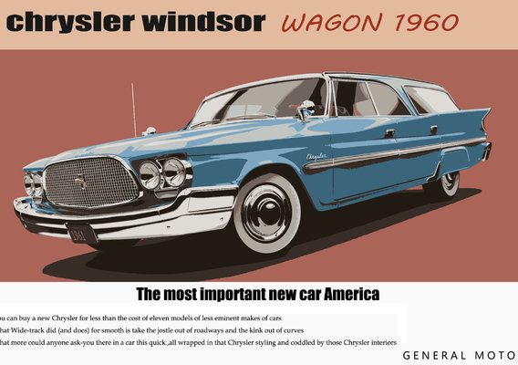 Chrysler Windsor Wagon 1960