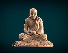 3D model Buddhist 06