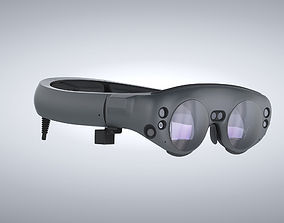 3D model Magic Leap One