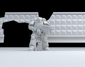 3D print model Russian - Fence PO-2 -fence slab-2-Full Set