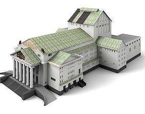 3D Theatre Duisburg