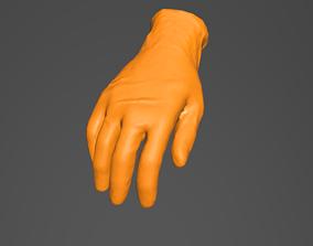 Glove 3D asset