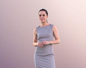 Juliette 10808 - Standing Business Woman 3D asset