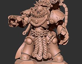 3D print model Caesar Martineus