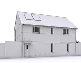 3D model Townhouse 13
