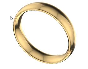 Simple anneau 3D