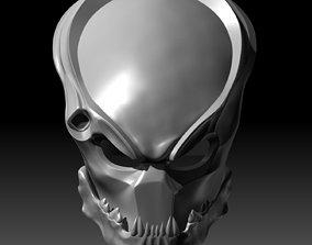 Berserker Predator Wearable Mask 3D Printable Model