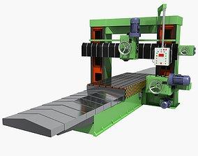 Milling machine 2 3D
