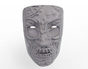 3D print model Halloween Mask