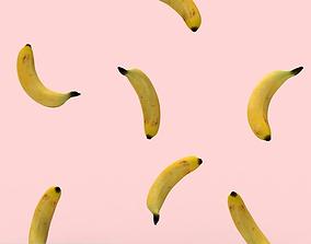 3D asset realtime Banana