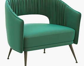 Brabbu STOLA ARMCHAIR 3D model