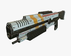 3D model Sci Fi Shotgun