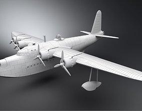 Short Sunderland Scale model