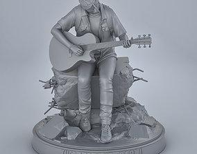 3D printable model Ellie - The Last of Us Part 2