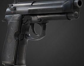 Beretta 92 FS 3D