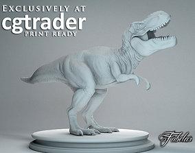 3D printable model Tyrannosaurus Rex Print-ready