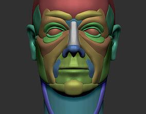 3D model DemoHead