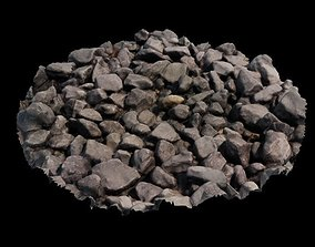 Stone Ground Cover 3D model
