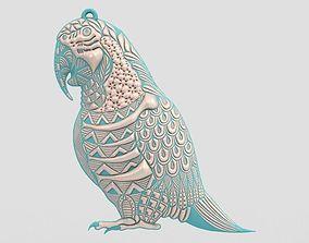Parrot Necklace 3D printable model