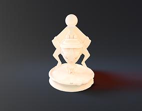 Le Duquegypsien 3D print model