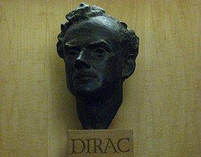 3D printable model Paul Dirac Lihophane