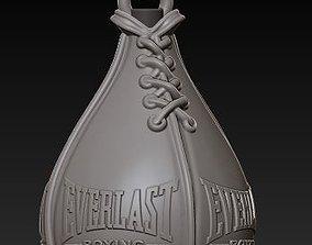 punching bag pendant 3D printable model