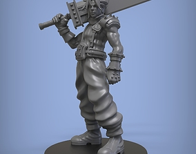 3D print model Strife miniature