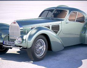 Bugatti Type 57 Aerolithe 1935 3D model