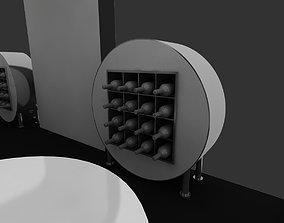 3D Adco exhibition stand design ADCO