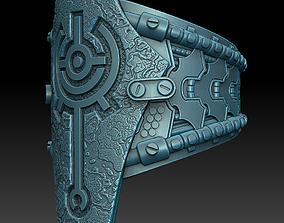 Warhammer Ring 3D print model