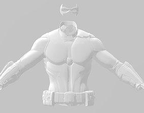 3D print model Arkham City Knight Robin Inspired Bundle