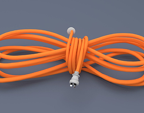 POWER ELECTRICAL LEAD 3D