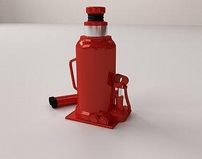 3D Bottle Jack