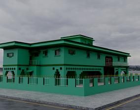 family 3D House