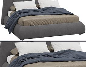 3D model Febal Casa BELLINI bed