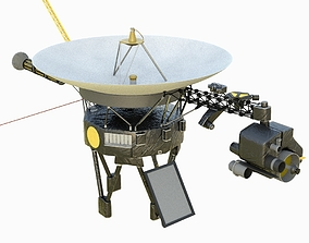 Voyager Probe 3D