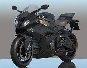 Supercharged Sportbike 3D