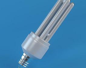 3D model Energy Saver Lightbulb I