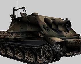 3D model Sturmtiger Assault Tiger