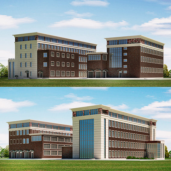 OFFICE BUILDING 01M PROJECT