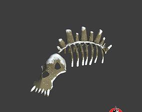 Animal Carcasses Bones 3D asset