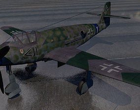 Messerschmitt Me-509 3D model